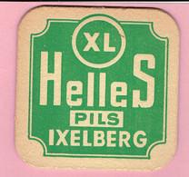 Bierviltje - XL - HelleS Pils - IXELBERG - Beer Mats