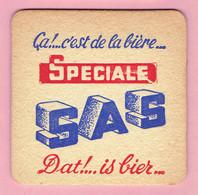 Bierviltje - Speciale SAS - Dat!... Is Bier... - Beer Mats