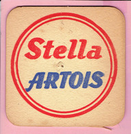 Bierviltje - Stella Artois - Beer Mats