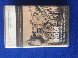 India By Percival Spear, University Of Michigan Press 1961, Ex Library Copy - History