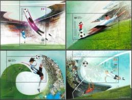 Argentina - 2010 - Football - Coupe Du Monde En Afrique Du Sud 2010 - Neufs