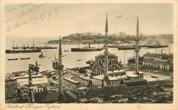 """CPA TURQUIE """"Istanbul"""" - Turquie"""