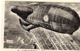 10 MAILLY-LE-CAMP - Ballon D'aérostation - Mailly-le-Camp