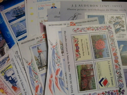 FRANCE FACIALE 130 EUROS/58 BLOCS NEUFS** SUP EN FRANCS - France