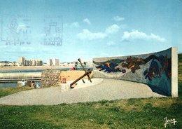 Les Sables D'olonne Memorial Des Marins 1976 CPM Ou CPSM - Sables D'Olonne