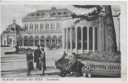AK 0012  Baden Bei Wien - Trinkhalle / Verlag Schreier Um 1935 - Baden Bei Wien