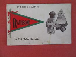 Pennant  Rathbone      Ref 3041 - Postcards