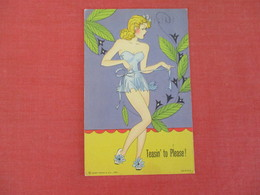 Risque  Teasin To Please   Ref 3041 - Pin-Ups