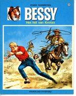 Bessy - Het Hol Van Krotax (1ste Druk) 1970 - Bessy