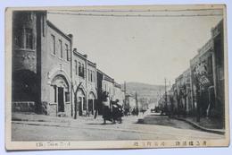 Ling Tsien Road Tsingtao / Qingdao, China - China