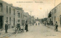 LA CHAPELLE ROUSSELIN - France
