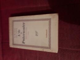 Lodwick L'ile De Paternoster Gallimard - Auteurs Classiques