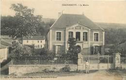 52 , CHATONRUPT , La Mairie , * 198 24 - Frankreich