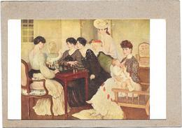 MUSEE DU LUXEMBOURG - Ma Femme Et Ses Sœurs Par Henry CARO-DELVAILLE - ROUIL1/BORD - - Museos