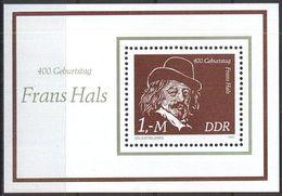 DDR 1980 Mi-Nr. Block 61 ** MNH - DDR