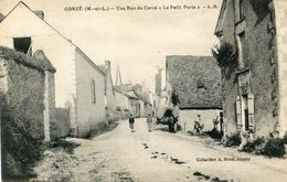 CORZE - France