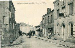 BOUZILLE - France