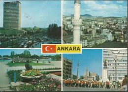 TRUKEY ANKARA, PC , Circulated - Türkei