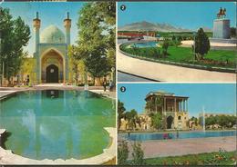 IRAN ISFAHAN PC, Circulated - Iran