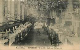 78 , VERSAILLES , Brasserie Muller , Salle De Restaurant , * 210 20 - Versailles