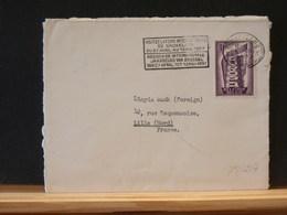 78/217    LETTRE  BELGE  1957 - Europa-CEPT