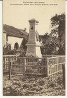 70 - TRESILLEY / LE MONUMENT AUX MORTS - France