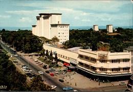 ! Ansichtskarte Kinshasa, Congo, Kongo, Hotel Regina, Autos, Cars - Kinshasa - Leopoldville (Leopoldstadt)