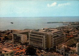 ! Ansichtskarte Accra , Ghana, Barclays Bank, General Post Office, Afrika - Ghana - Gold Coast