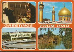 IRAQ, PC , Circulated - Irak