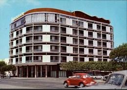 ! Ansichtskarte Beira, Mocambique, Mosambik, Hotel Embaixador, Autos, Cars Voitures, Volkswagen VW Käfer, Afrika, Africa - Mosambik