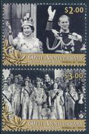 TOKELAU 2013 60th Anniversary Of The Coronation, Set Of 2v** - Tokelau