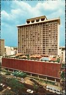 ! Ansichtskarte Phillipines, Philippinen, Manila Hilton Hotel - Philippinen