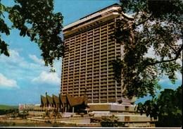 ! Ansichtskarte Malaysia, Kuala Lumpur, 1978, Hilton Hotel - Malaysia