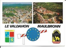 25 - Le Valdahon - Maulbronn (RFA) -  Ouverture Européenne - France