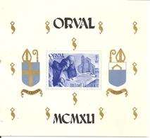 Belgique Belgium 1941 Orval Abbey M * - Blocks & Sheetlets 1924-1960