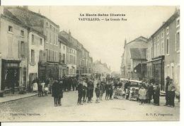 70 - VAUVILLERS / LA GRANDE RUE - Autres Communes