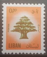 E1124Grp - Lebanon 1974 SG 1165 Stamp MNH - Cedar Tree - Liban