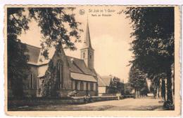 St.Job-in-'t-Goor - Kerk En Klooster 19..  (Geanimeerd) - Brecht