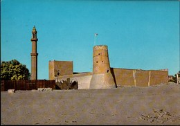 ! Ansichtskarte Dubai, Fortress, Trucial States, VAE - Ver. Arab. Emirate