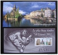 France Bloc Souvenir 75 * * TB Metz, Sous Blister - Blocs Souvenir