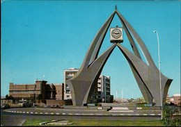 ! Ansichtskarte Dubai, Monument, Trucial States, VAE - Ver. Arab. Emirate