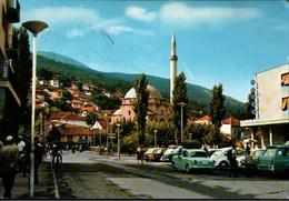 ! 1968 Ansichtskarte Prizren, Autos, Cars, Voitures, PKW, KFZ, Kosovo, Balkan - Kosovo