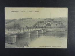 Vieux-Dieu Fort N°4 Entrée Ingang - Mortsel