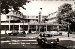 ! Ansichtskarte Hilversum Grand Hotel Gooiland, Autos, Cars, Voitures, Opel, VW Käfer, Citroen DS - Turismo