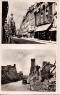14 CAEN Rue St-Jean Vers St-Pierre (avant Et Après) - Caen