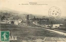 63 , VERTOLAYE , Quartier De La Gare , * 232 20 - Autres Communes
