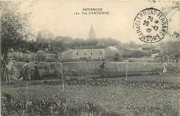 63 , ARTONNE  , * 232 80 - Autres Communes