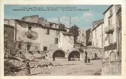 63 , GERGOVIE , Lavoir Et Abreuvoir , * 232 83 - Autres Communes