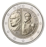 "LUXEMBURGO 2€ BIMETÁLICA  2.017  2017  ""GUILLAUME III""  SC/UNC  T-DL-12.224 - Luxemburgo"