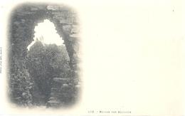 102. RUINES DES ALLINGES .1 COIN CORNE . DOS NON DIV NON ECRITE - Frankreich